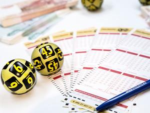 Покупка лотерейных билетов