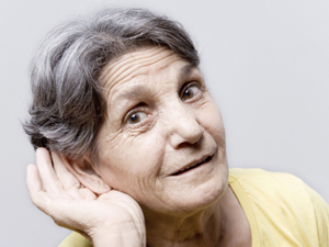 Пожилой возраст - причина ипохондрии