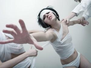 Буйное проявление шизофрении