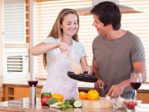 Умение готовить для мужчины