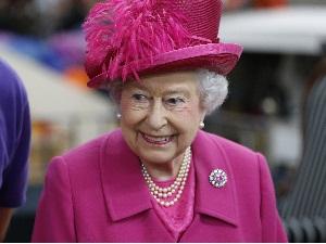 Образец истинной леди - королева Елизавета