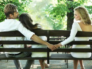 Проецирование ситуации при собственной неверности