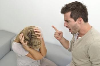 Проблема домашнего насилия