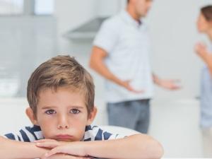 Влияние домашнего насилия на ребенка