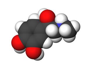 Молекула адреналина