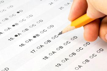 Прохождение профориентационного теста