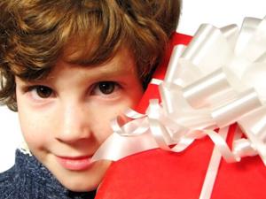 Запрет на принятие подарков от незнакомых людей
