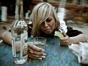 Алкоголизм до беспамятства