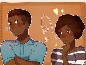 Выбор желания в зависимости от чувств к парню