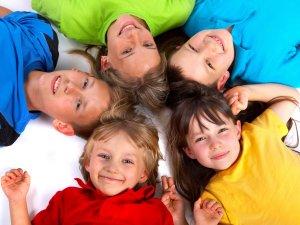 Любовь к фиолетовому цвету в детском возрасте