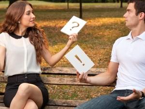 Неумение общаться - причина отсутствия парня