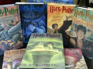Книги о Гарри Поттере Джоан Роулинг