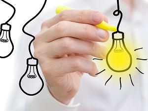 Синтез идей - часть мозгового штурма
