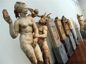 Воспевание красоты тела в античности