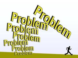 Усталость от нерешенных проблем
