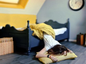 Нарушения сна при реактивных депрессиях