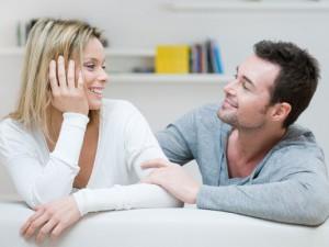 Общение с мужчиной о его интересах
