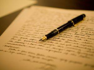 Письмо мужу как способ пережить утрату