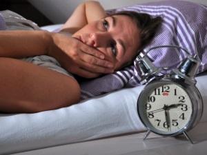 Нарушение сна - причина проблем со здоровьем