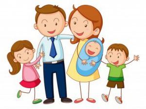 Семья - микросоциум с определенными правилами