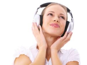 Прослушивание музыки в свободное время