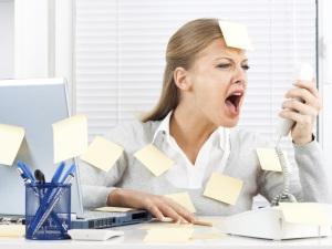 Стресс - причина плохих снов