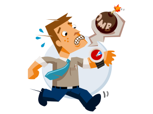 Стрессы  - причина нарушений сна