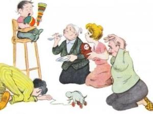 Сюсюканье и потакание желаниям ребенка