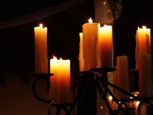 Изготовление магической свечи для достижения успеха