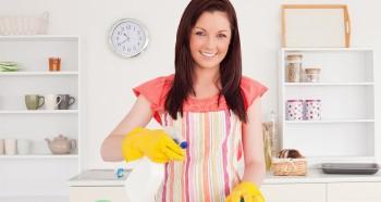 Секреты чистоты в доме