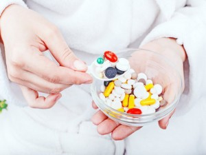 Прием витаминов для профилактики быстрой утомляемости