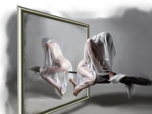 Использование зеркала при половом контакте
